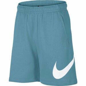 Nike SPORTSWEAR CLUB modrá XL - Pánské šortky