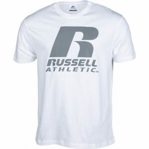 Russell Athletic S/S CREWNECK TEE SHIRT bílá L - Pánské tričko