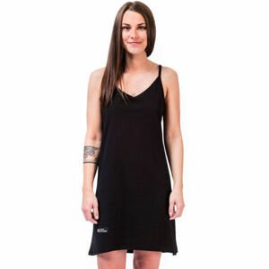 Horsefeathers ASTRID DRESS černá L - Dámské šaty