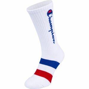 Champion ROCHESTER CREW SOCKS X1 bílá 42 - Ponožky