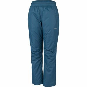 Lewro GIDEON modrá 140-146 - Dětské zateplené kalhoty