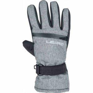 Lewro SAFI  4-7 - Dětské lyžařské rukavice
