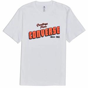 Converse GREETINGS SS TEE  M - Pánské tričko