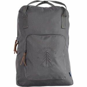 2117 STEVIK 20L tmavě šedá NS - Střední městský batoh