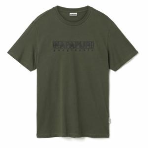 Napapijri SEBEL SS  XL - Pánské tričko