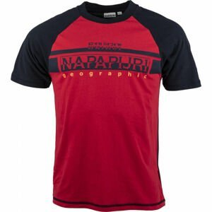Napapijri SIRILO  S - Pánské tričko