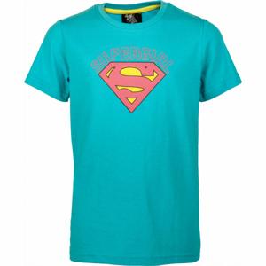 Warner Bros SPRG modrá 128-134 - Dívčí triko
