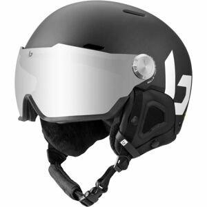 Bolle MIGHT VISOR (55 - 59) CM  (55 - 59) - Lyžařská helma se štítem