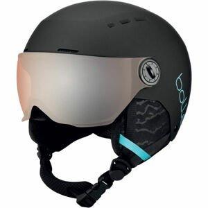 Bolle QUIZ VISOR M (52 - 55) CM  (52 - 55) - Lyžařská helma