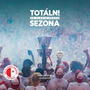 Sportisimo TOTÁLNÍ SEZONA SK SLAVIA PRAHA  NS - Kniha