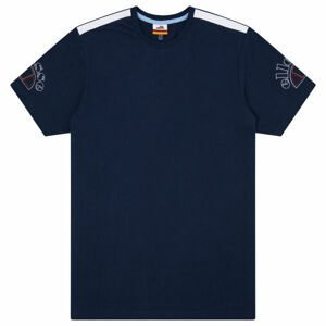 ELLESSE MAURO tmavě modrá M - Pánské tričko