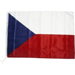 SPORT TEAM Fan vlajka CZ  NS - Fan vlajka CZ - SPORT TEAM