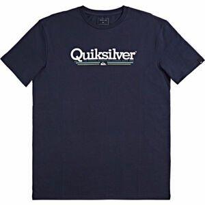 Quiksilver TROPICAL LINES SS  L - Pánské triko