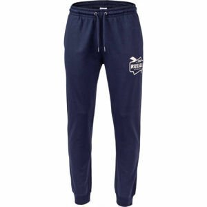 Russell Athletic CUFFED PANT FRENCH TERRY  M - Pánské tepláky