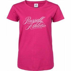 Russell Athletic S/S CREWNECK TEE SHIRT SMU  XS - Dámské tričko