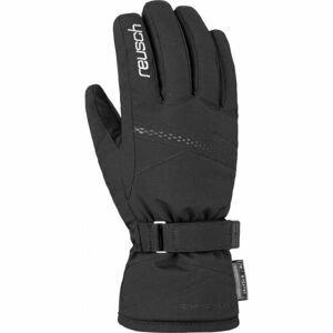 Reusch HANNAH R-TEX XT černá 8 - Dámské lyžařské rukavice