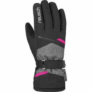 Reusch HANNAH R-TEX XT šedá 6,5 - Dámské lyžařské rukavice
