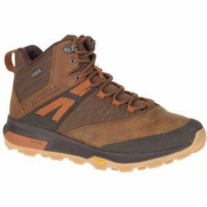 Merrell ZION MID WP  7.5 - Pánské outdoorové boty