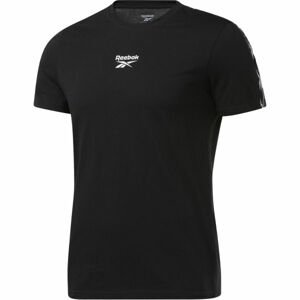 Reebok VECTOR TAPE TEE M  2XL - Pánské triko