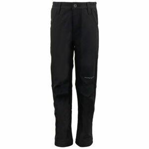 ALPINE PRO REIDENO  140-146 - Dětské outdoorové kalhoty