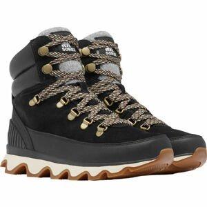 Sorel KINETIC CONQUEST černá 8 - Dámská zimní obuv