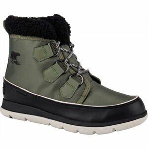 Sorel EXPLORER CARNIVAL  8.5 - Dámská zimní obuv