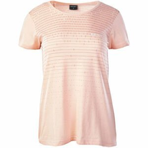 Hi-Tec LADY BRASON růžová XS - Dámské triko
