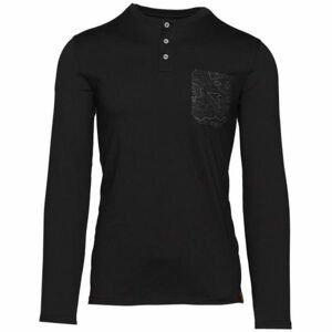 Northfinder RODZER  L - Pánské bavlněné tričko s potiskem