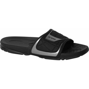 Aress ZOLID černá 45 - Unisexové pantofle