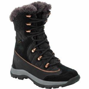 Jack Wolfskin ASPEN TEXAPORE HIGH W  7.5 - Dámská zimní obuv