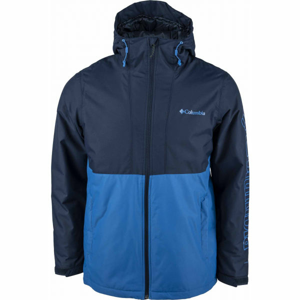 Columbia TIMBERTURNER JACKET modrá XL - Pánská lyžařská bunda