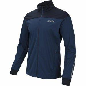 Swix CROSS M  XL - Pánská sportovní softshellová bunda