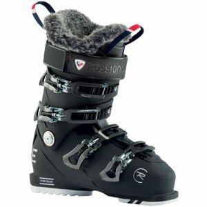 Rossignol PURE PRO 80 SOFT BLACK  23 - Dámské lyžařské boty