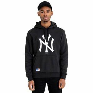 New Era MLB TEAM LOGO HOODY NEW YORK YANKEES  M - Pánská mikina