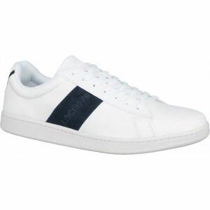 Lacoste CARNABY EVO 0120 3  45 - Pánská vycházková obuv