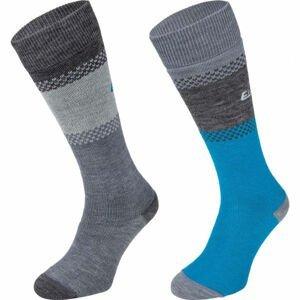 Eisbär SKI COMFORT 2 PACK  35 - 38 - Dámské zateplené ponožky