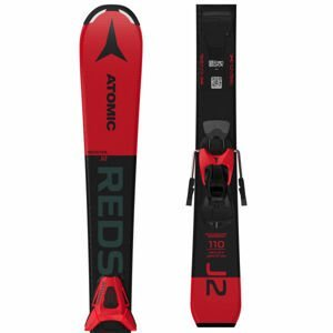 Atomic REDSTER J2 100-120 + C 5 GW  120 - Dětské sjezdové lyže