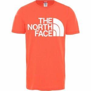 The North Face STANDARD SS TEE  M - Pánské triko