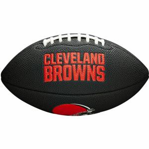 Wilson MINI NFL TEAM SOFT TOUCH FB BL CL   - Mini míč