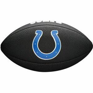 Wilson MINI NFL TEAM SOFT TOUCH FB BL   - Mini míč