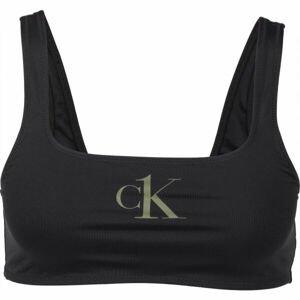 Calvin Klein BRALETTE  XS - Dámský vrchní díl plavek