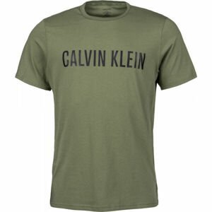 Calvin Klein S/S CREW NECK  M - Pánské tričko