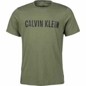 Calvin Klein S/S CREW NECK  XL - Pánské tričko