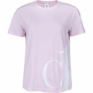 Calvin Klein S/S CREW NECK  S - Dámské tričko