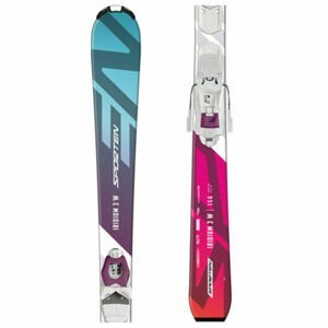 Sporten IRIDIUM 3 W + Vist VSS 310  140 - Dámské sjezdové lyže