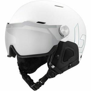 Bolle MIGHT VISOR (55 - 59) CM  (55 - 59) - Lyžařská helma se samozabarvujícím štítem
