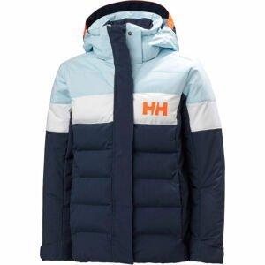 Helly Hansen JR DIAMOND JACKET  14 - Dívčí lyžařská bunda