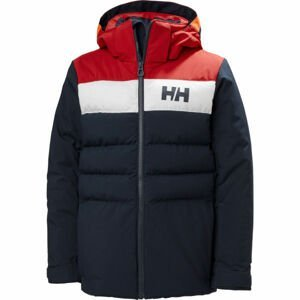 Helly Hansen JR CYCLONE JACKET  16 - Chlapecká lyžařská bunda