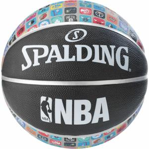 Spalding NBA TEAMS COLLECTION  7 - Basketbalový míč