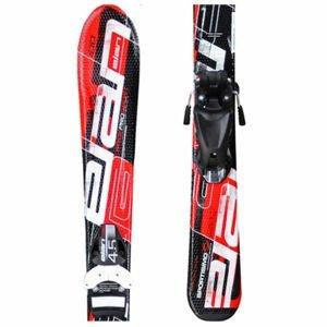 Elan RACE PRO + EL4.5  90 - Dětské sjezdové lyže